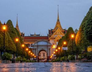 Koninklijk Paleis Wat Phra Kaew in Bangkok