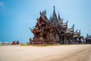 Sanctuary of Truth - Pattaya - Thailand