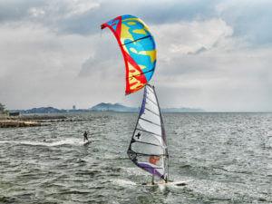 Kitesurfen Thailand