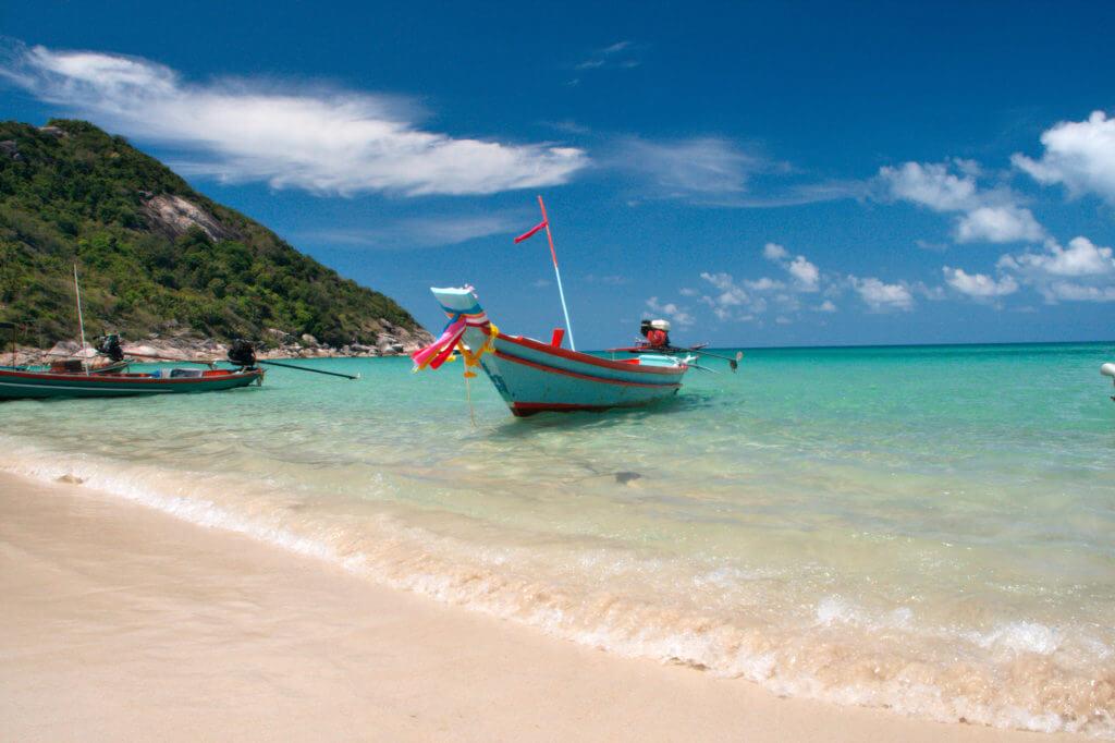 Koh Phangan - Bottle Beach
