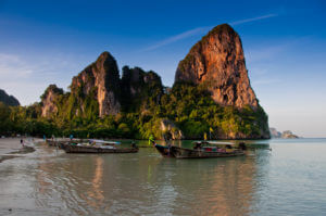 Krabi - Railay Beach