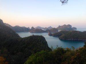 Ang Thong National Marine Park - Bezienswaardigheden Koh Samui