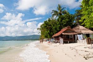Bophut Beach - Strand Koh Samui