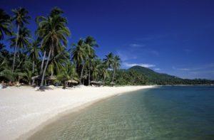 Chaweng Beach - Strand Koh Samui