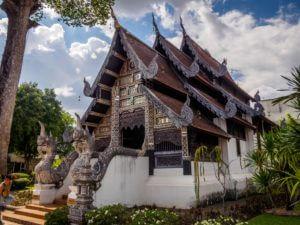 Chiang Mai Thailand - Wat Chedi Luang