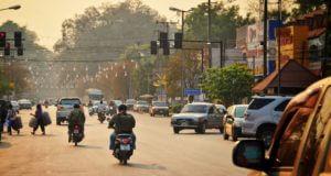 Fly drive thailand - verkeer