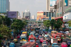 Openbaar vervoer in Bangkok