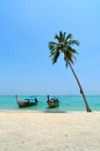 Zonvakantie Thailand Phi Phi Beach