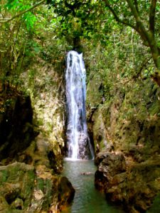 Bang Pae Waterfall - Bezienswaardigheden Phuket