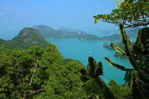 Landschap Thailand