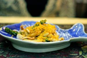 Thais eten in Thailand