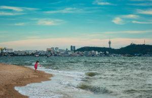 Reis met kinderen naar Thailand -Pattaya