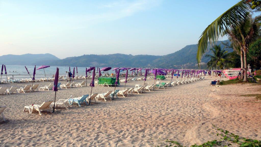 Vakantie Patong Beach