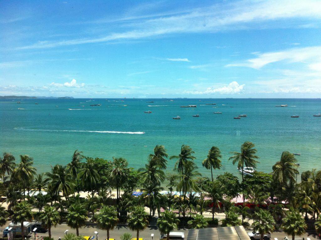 Vakantie Pattaya Thailand