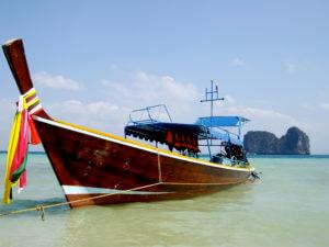 Dagtrip 4 Islands - Vakantie Koh Lanta