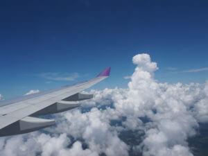 Vliegen naar Thailand