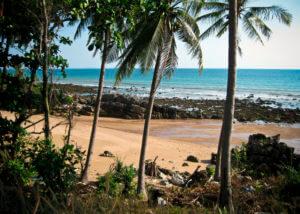 Koh Lanta strand
