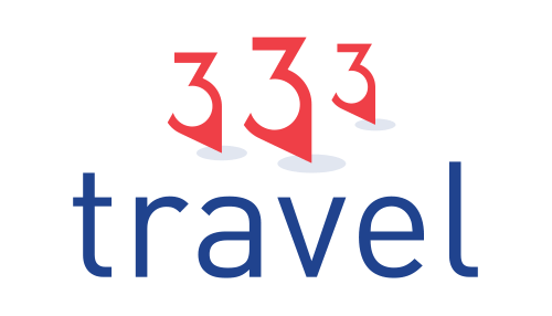 logo 333travel