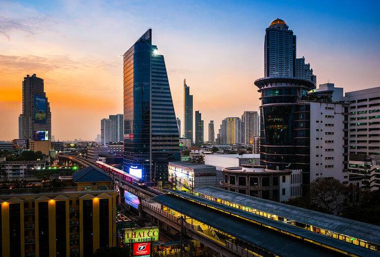 Citytrip Bangkok met D-Reizen