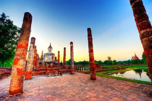 Goedkope all inclusive vakantie Thailand Prijsvrij