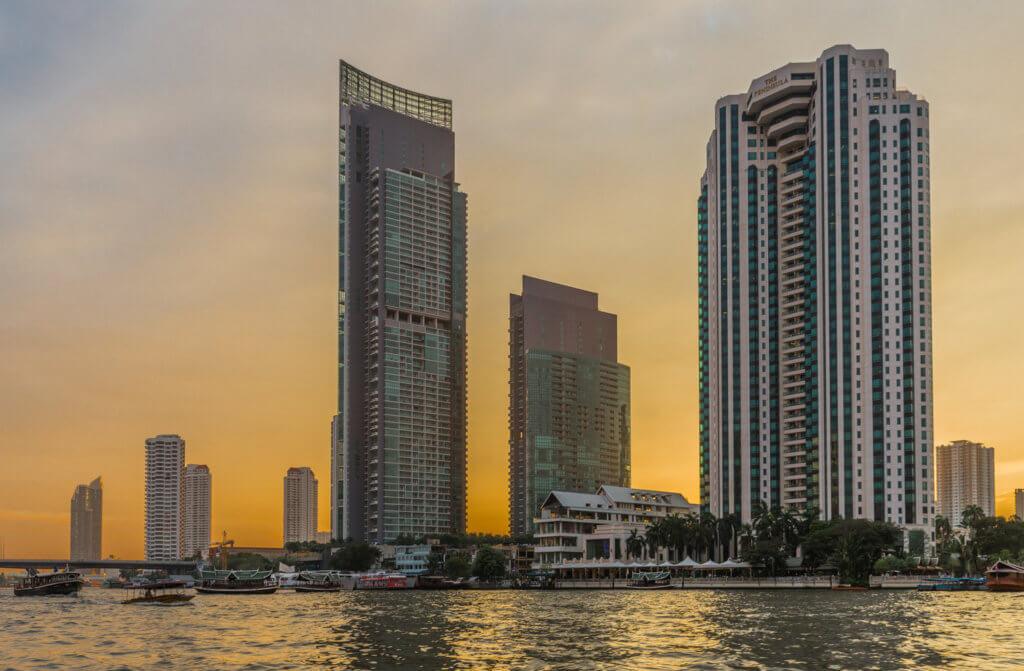 Vakantie naar Bangkok met TUI