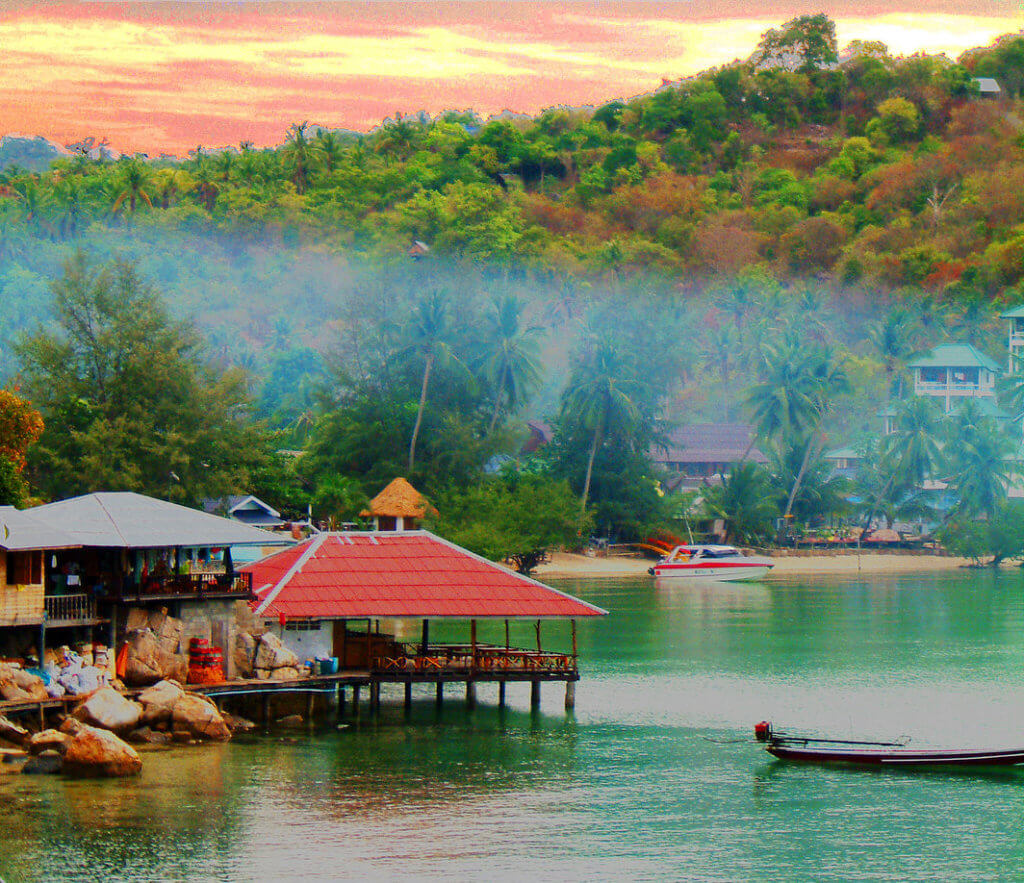 Thailand eilandhoppen rondreis