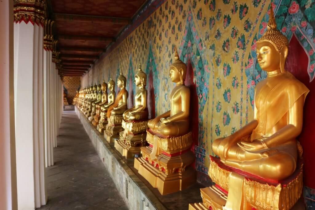 Reizen naar Thailand - Wat Arun in Bangkok