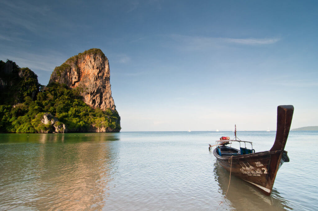Vakanties Thailand - Railay Beach