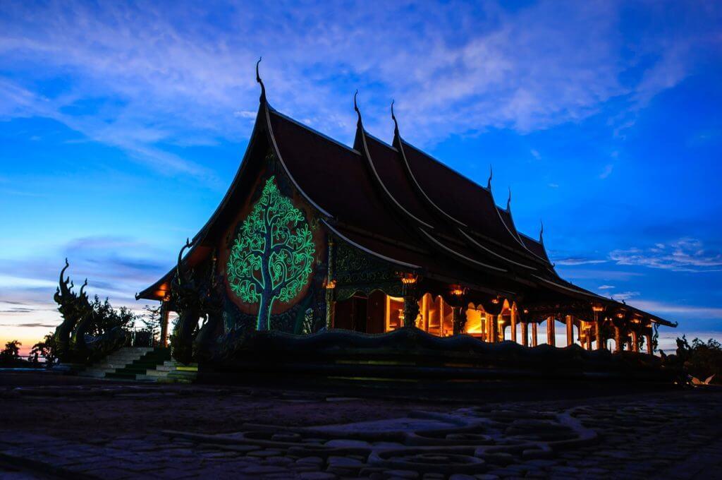 thailand zonvakantie