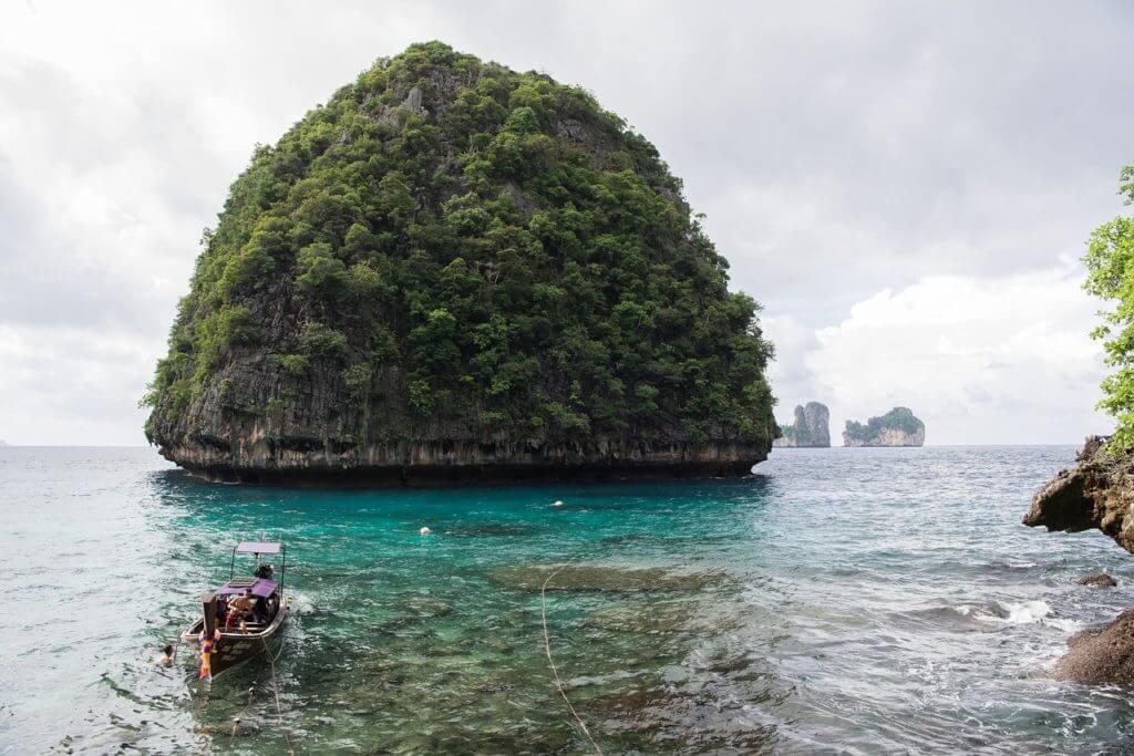 vakantie eilanden thailand