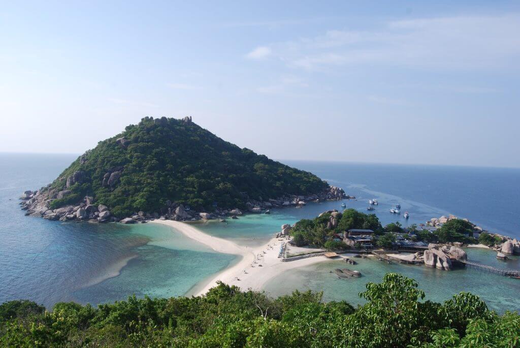 rondreis eilanden eilandhoppen thailand